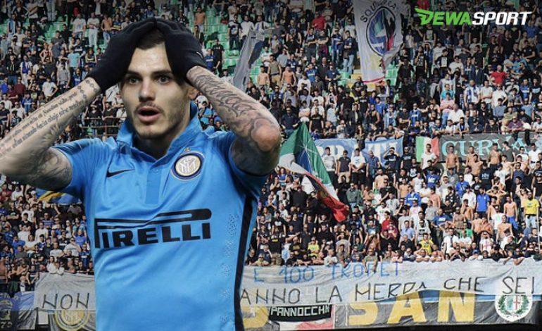 Kapten FC Internazionale Perang Dengan Ultras