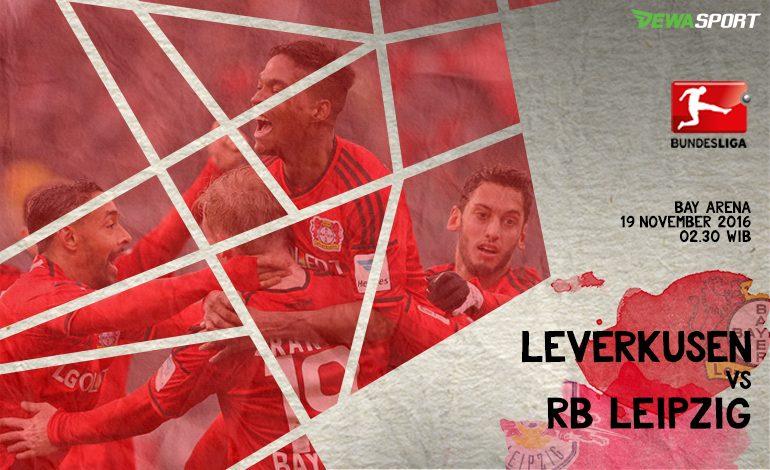 Prediksi Pertandingan Antara Bayer Leverkusen Melawan RB Leipzig