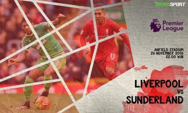 Prediksi Pertandingan Antara Liverpool Melawan Sunderland