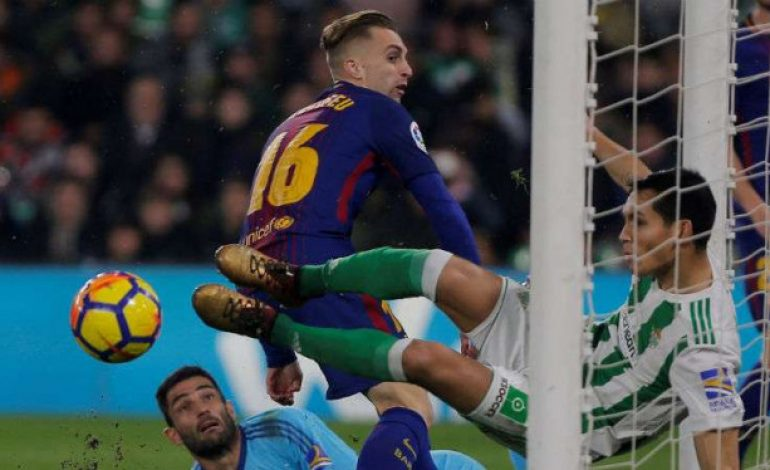 Ada Pemain Barcelona yang Ngambek di Perayaan Pesta Juara