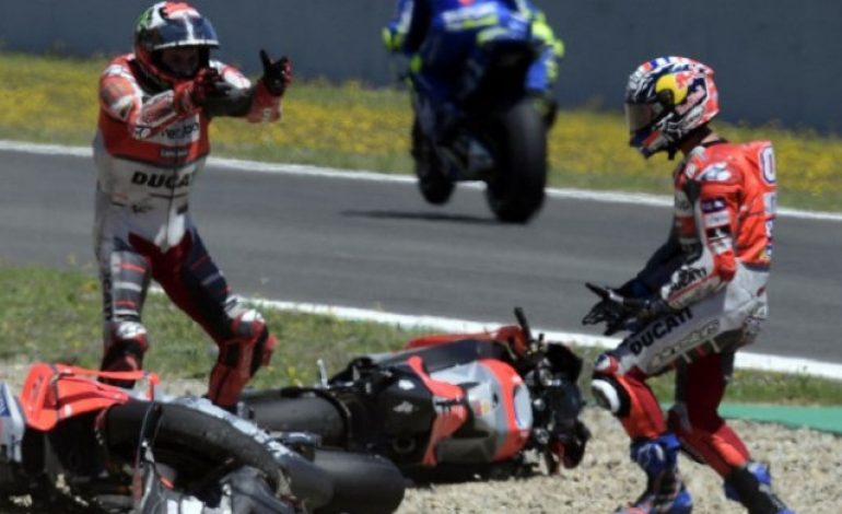Andrea Dovizioso: Gaya Balap Jorge Lorenzo Tidak Cocok untuk Ducati