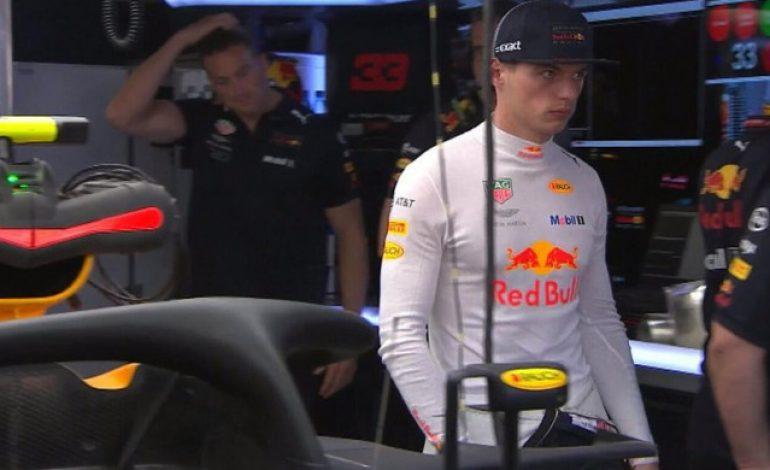 F1 GP Monaco 2018 – Red Bull Manfaatkan Penalti Max Verstappen dengan Ganti Komponen Mesin