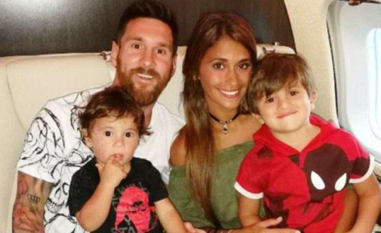 Lucu, Nyanyian 2 Pangeran Kecil Messi untuk Timnas Argentina