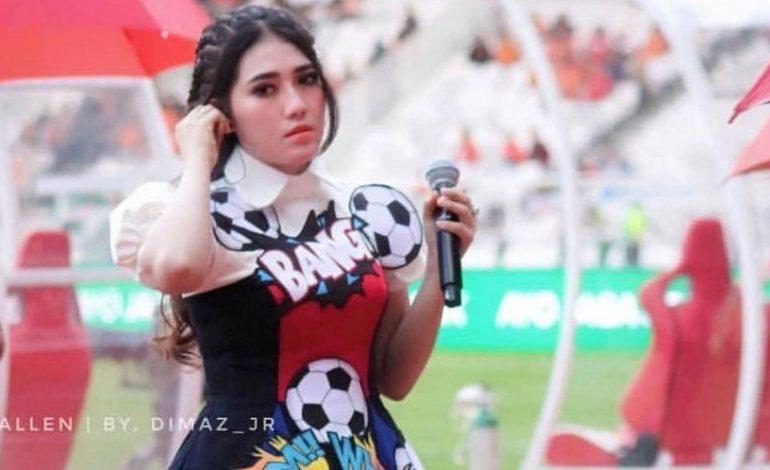 Via Vallen Bangga Jadi Pelantun Lagu Resmi Asian Games 2018
