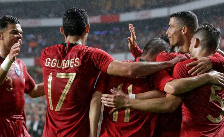 Supaya Juara, Timnas Portugal Disuruh Masturbasi