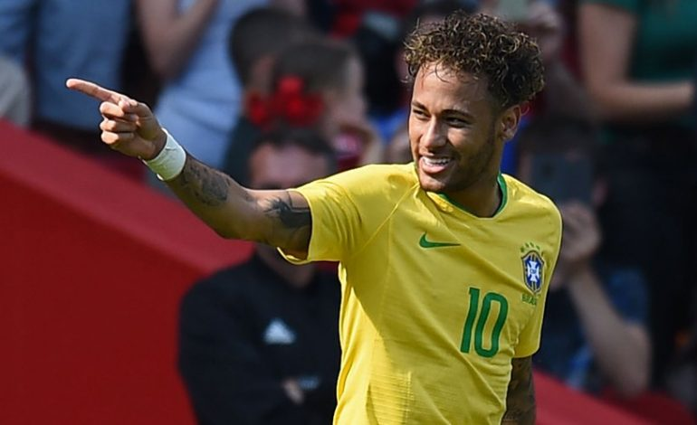 Serbia Bertemu Brasil di Piala Dunia 2018, Mantan Pacar Neymar Galau