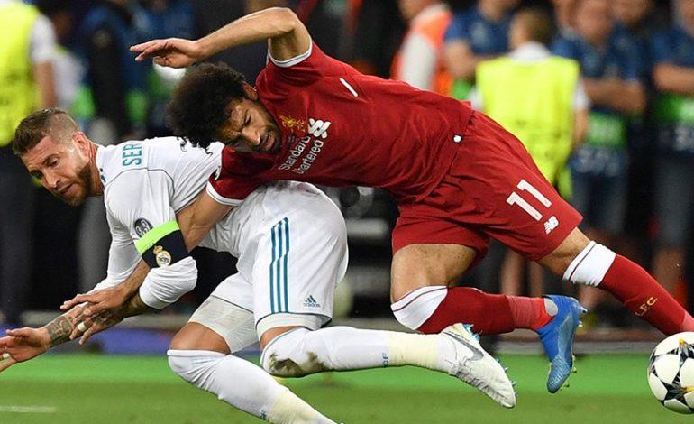 Kasus Ramos vs Mohamed Salah Masuk dalam Soal Ujian di Universitas