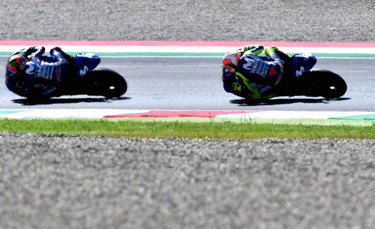 Eks Pembalap MotoGP Kagumi Fisik Rossi