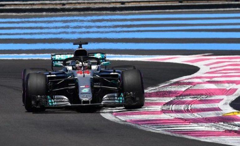 Formula 1: Hamilton Berang kepada Vettel