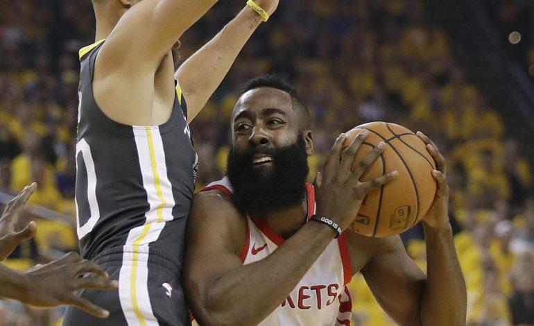 James Harden Rebut Gelar MVP NBA Perdana