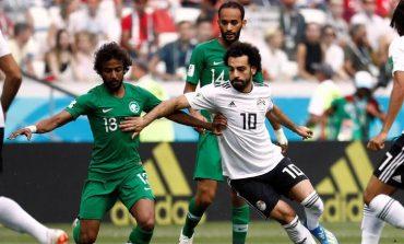 Hasil Pertandingan Piala Dunia 2018: Arab Saudi vs Mesir Skor 2-1