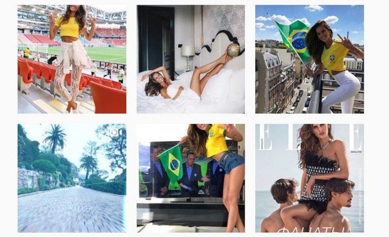 Kekasih Kiper Timnas Jerman Pamer Dukungan untuk Brasil