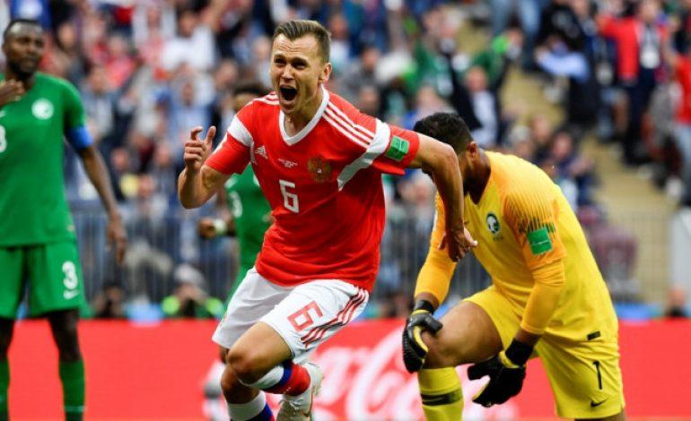 Bikin Gol Spektakuler ke Gawang Arab, Eks Pemain Madrid Akui Tak Sempat Berpikir