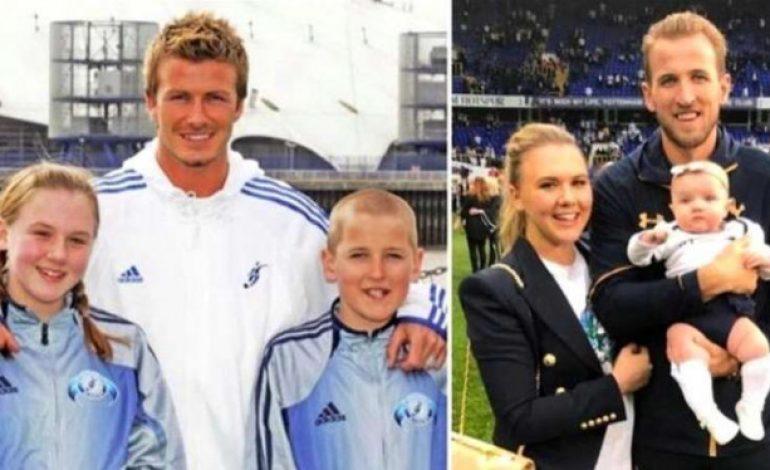 Kisah Unik David Beckham Jadi 'Mak Comblang' Harry Kane