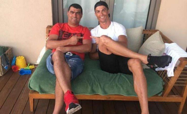 Dikabarkan Merapat ke Juventus, Ronaldo Malah Liburan