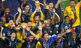 Modric hingga Kane, Ini Daftar Peraih Trofi di Piala Dunia 2018