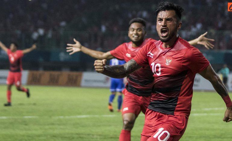 Pemain Timnas Indonesia U-23 Optimistis Kalahkan Palestina