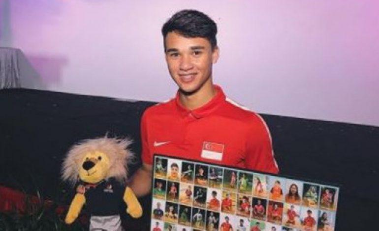Wow! Ada Nuansa Indonesia di Ucapan Pemain Timnas Singapura untuk Hari Jadi Negaranya