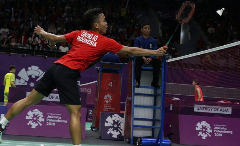 Bulu Tangkis Asian Games 2018 – Nama Anthony Ginting Jadi Trending Topic Dunia, Ini Buktinya!