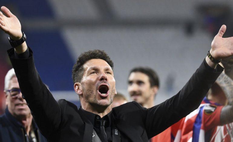 Cetak Gol Perdana di Liga Italia 2018/2019, Putra Diego Simeone Buat Ayahnya Sumringah