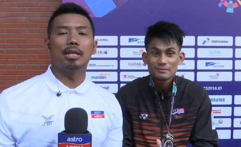 Kalah dari Indonesia, Atlet Pencak Silat Malaysia Berlutut di Depan Menteri Syed Saddiq