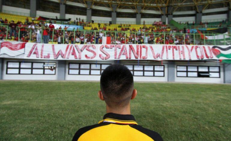 Ada Peran Suporter Indonesia di Balik Kemenangan Palestina