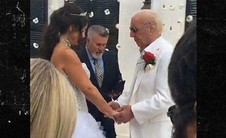 Di Usia 69 Tahun, Pegulat Legendaris Ini Menikah untuk yang Kelima Kalinya