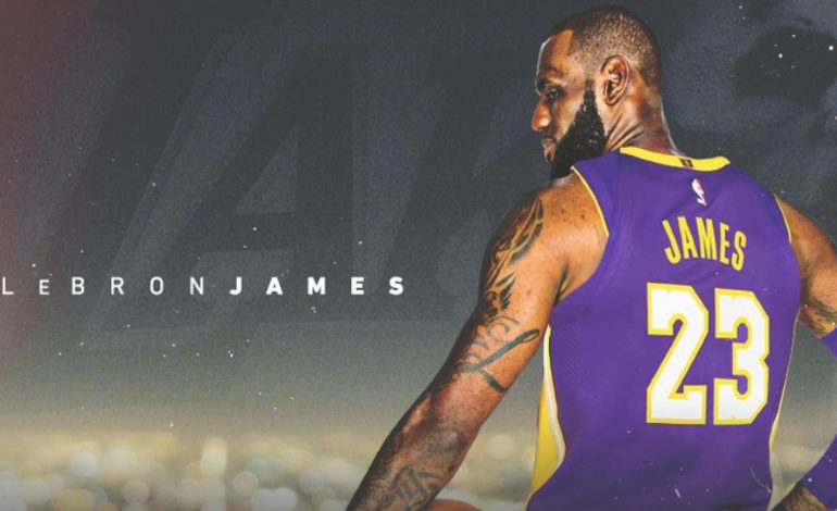 LeBron James Memproduksi Serial Drama Hollywood