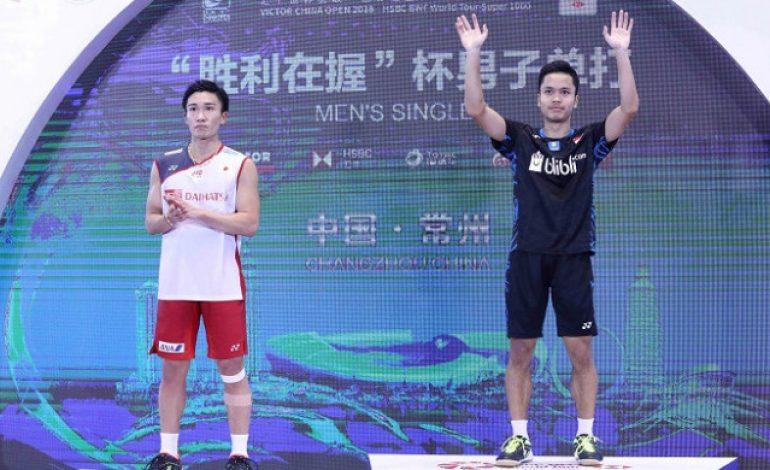 Juara China Open 2018, Anthony Ginting Jadi Korban Meme hingga Punya Julukan Baru