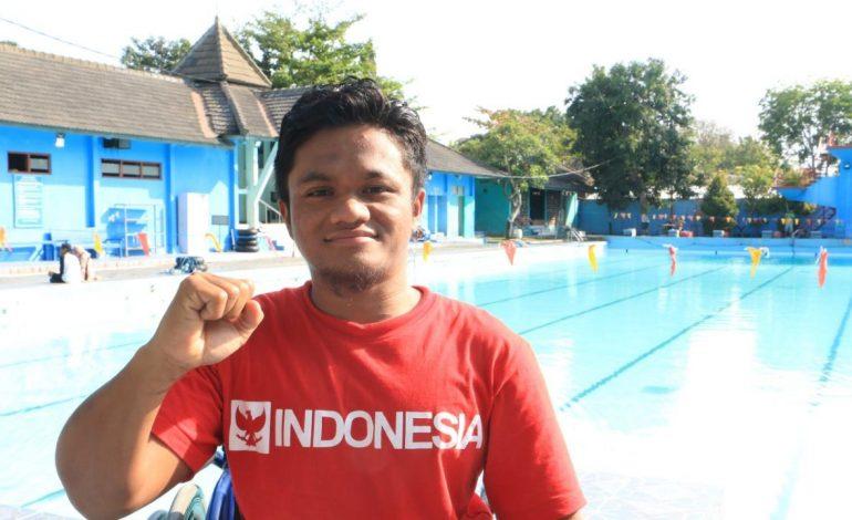 Mulyadi Bermimpi Raih Medali Asian Para Games 2018