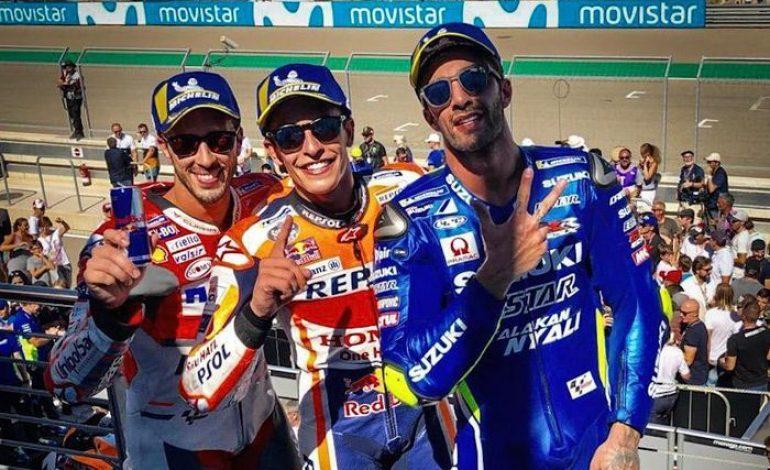 Ini Komentar Para Pemenang MotoGP Aragon Setelah Balapan