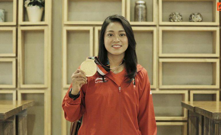 Jadwal Padat Usai Asian Games 2018 Bikin Tiara Andini Sakit