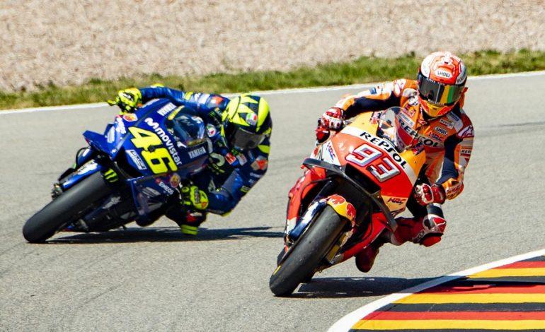 Marquez Ingin Perselisihannya dengan Rossi Berakhir