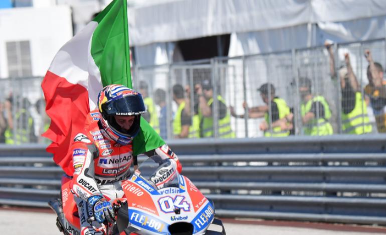Luar Biasa! Pertama Kali Dalam Sejarah, Italia Menguasai Semua Kelas Balapan Grand Prix San Marino
