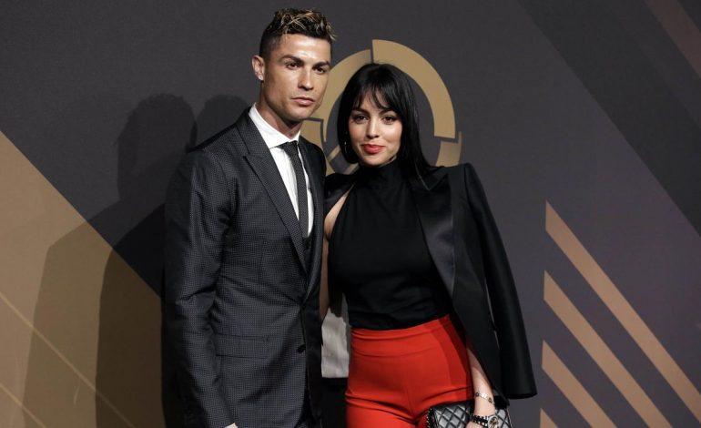 Kekasih Dituduh Memperkosa, Georgina Tetap Dukung Cristiano Ronaldo