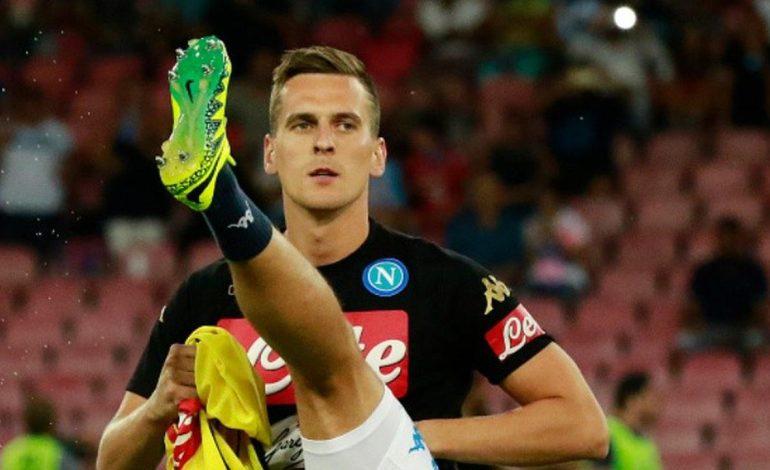 Striker Napoli Dirampok Usai Laga Kontra Liverpool