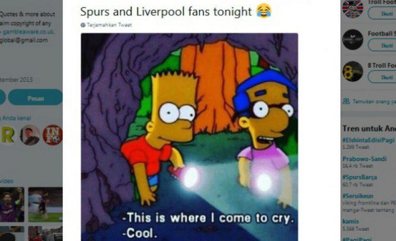 Deretan Meme Kocak Laga Liga Champions yang Bikin Ngakak