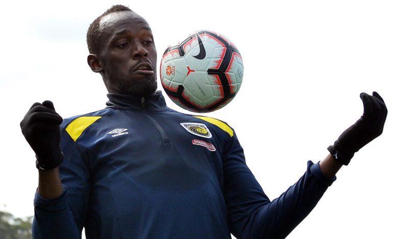 Usain Bolt Dapat Tawaran Kontrak Profesional dari Klub Sepak Bola Eropa