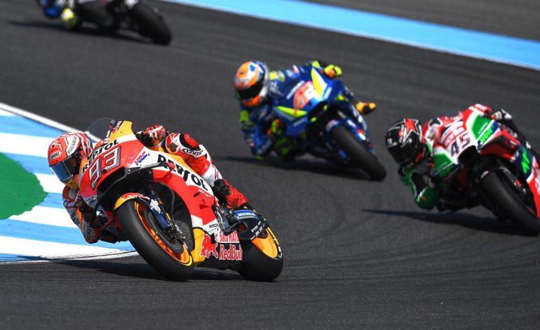 Jenis Ban Jadi Perhatian Khusus di MotoGP Jepang