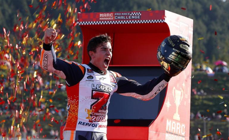 3 Fakta Marc Marquez Ancam Rekor Valentino Rossi