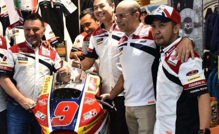 Fausto Gresini Ketawa Ingat Pernah Ditonjok Saat Balap GP125