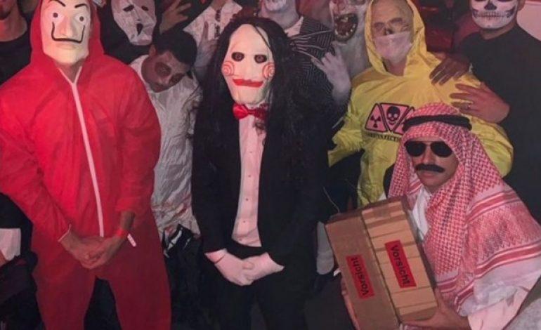 Pakai Sorban di Pesta Halloween, Bek Bayern Munich Tuai Kecaman