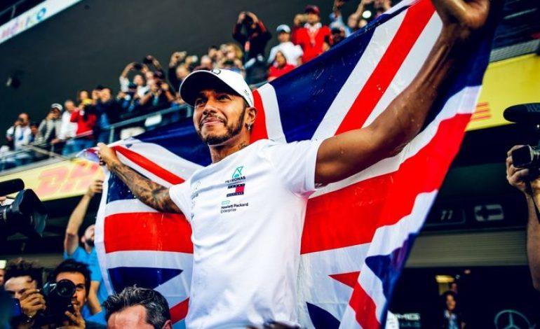 Lewis Hamilton Ingin Dekati Rekor Milik Legenda F1 Michael Schumacher