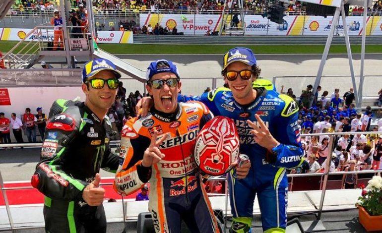 Ini Penyebab MotoGP Malaysia Cetak Rekor Jumlah Penonton