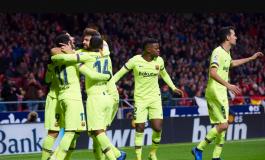 Messi Cetak Hat-trick, Barcelona Gunduli Levente