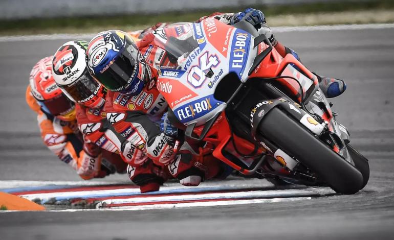 Dovizioso: Musim Dingin Ini adalah Tes Terbaik Saya di Ducati