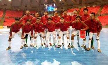 Imbang Lawan Vietnam, Tim Futsal Indonesia Fokus Lawan Malaysia