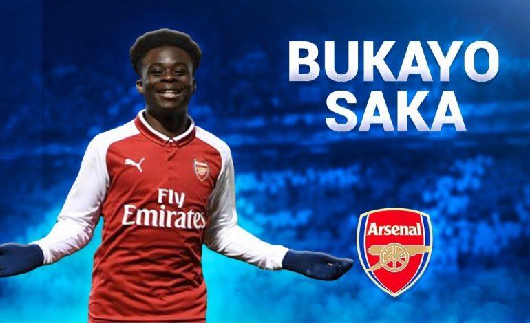 Bukayo Saka, Siap Meledak Bersama Arsenal