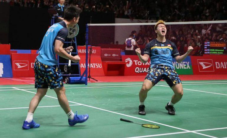 Hasil Lengkap Pertandingan Final Indonesia Masters 2019