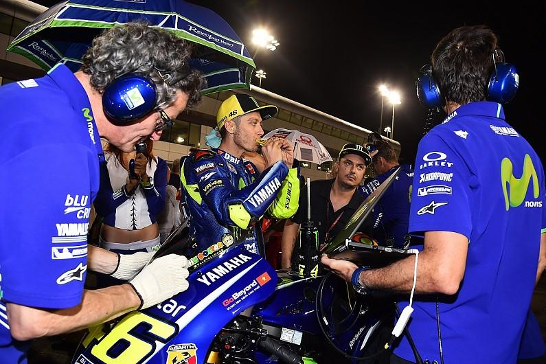 Valentino Rossi Ungkap Alasan Yamaha Tertinggal dari Rival